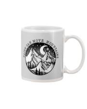 Faith Can Move Mountains Mug thumbnail