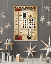 Electric Guitar Knowledge 11x17 Poster lifestyle-holiday-poster-1