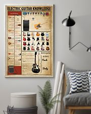 Electric Guitar Knowledge 11x17 Poster lifestyle-poster-1
