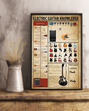 Electric Guitar Knowledge 11x17 Poster lifestyle-poster-3