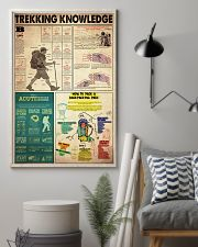 Trekking Knowledge 11x17 Poster lifestyle-poster-1