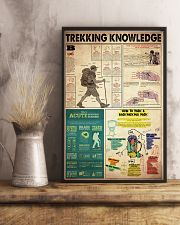 Trekking Knowledge 11x17 Poster lifestyle-poster-3
