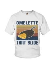 Omelette That Slide Youth T-Shirt thumbnail