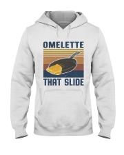 Omelette That Slide Hooded Sweatshirt thumbnail
