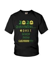 Quarantine 2020 Worst Youth T-Shirt thumbnail