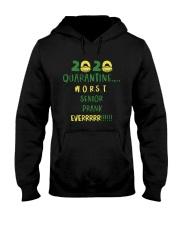 Quarantine 2020 Worst Hooded Sweatshirt thumbnail