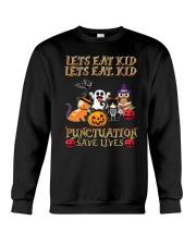 Punctuation Save Loves Crewneck Sweatshirt thumbnail