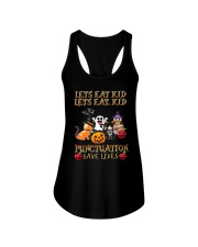 Punctuation Save Loves Ladies Flowy Tank thumbnail