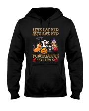Punctuation Save Loves Hooded Sweatshirt thumbnail