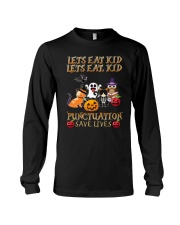 Punctuation Save Loves Long Sleeve Tee thumbnail