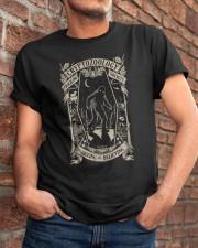 Cryptozoology Tracking Classic T-Shirt apparel-classic-tshirt-lifestyle-26