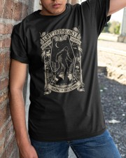 Cryptozoology Tracking Classic T-Shirt apparel-classic-tshirt-lifestyle-27