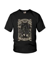 Cryptozoology Tracking Youth T-Shirt thumbnail