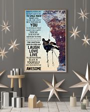Laugh Love Live 11x17 Poster lifestyle-holiday-poster-1