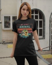 My Spirit Animal Classic T-Shirt apparel-classic-tshirt-lifestyle-19