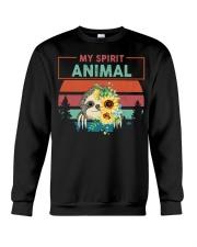 My Spirit Animal Crewneck Sweatshirt thumbnail