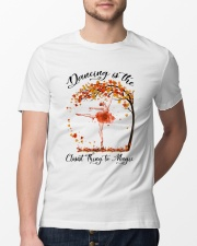 Dancing Is The Closest Thing Classic T-Shirt lifestyle-mens-crewneck-front-13