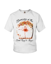 Dancing Is The Closest Thing Youth T-Shirt thumbnail
