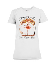 Dancing Is The Closest Thing Premium Fit Ladies Tee thumbnail