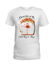 Dancing Is The Closest Thing Ladies T-Shirt thumbnail