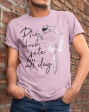 Plie Chasse Jete All Day Classic T-Shirt apparel-classic-tshirt-lifestyle-26