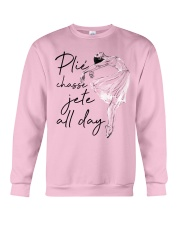 Plie Chasse Jete All Day Crewneck Sweatshirt thumbnail