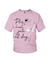 Plie Chasse Jete All Day Youth T-Shirt thumbnail