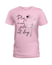 Plie Chasse Jete All Day Ladies T-Shirt thumbnail