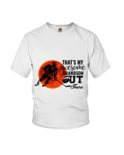 That's My Awesome Grandson Youth T-Shirt thumbnail