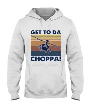 Get To Da Choppa Hooded Sweatshirt thumbnail