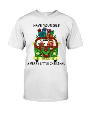Merry Little Christmas Classic T-Shirt front