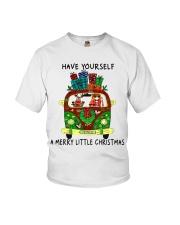 Merry Little Christmas Youth T-Shirt thumbnail