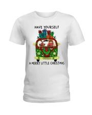 Merry Little Christmas Ladies T-Shirt thumbnail