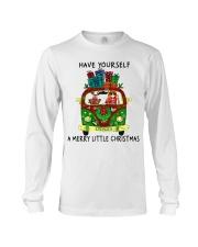 Merry Little Christmas Long Sleeve Tee thumbnail