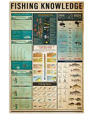 Fishing Knowledge 11x17 Poster front