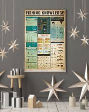 Fishing Knowledge 11x17 Poster lifestyle-holiday-poster-1