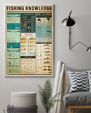 Fishing Knowledge 11x17 Poster lifestyle-poster-1