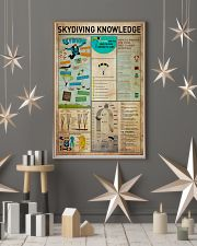 Skydiving Knowledge1 11x17 Poster lifestyle-holiday-poster-1
