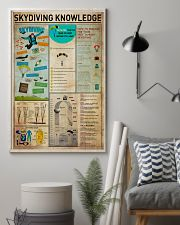 Skydiving Knowledge1 11x17 Poster lifestyle-poster-1