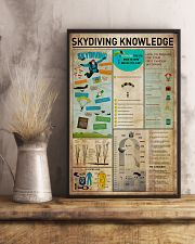 Skydiving Knowledge1 11x17 Poster lifestyle-poster-3