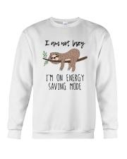 I Am On Energy Crewneck Sweatshirt thumbnail