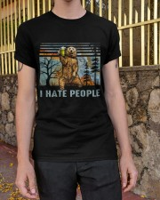 I Hate People Classic T-Shirt apparel-classic-tshirt-lifestyle-21