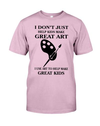 Use Art To Help Make Great Kids