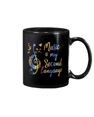 Music Is My Second Language