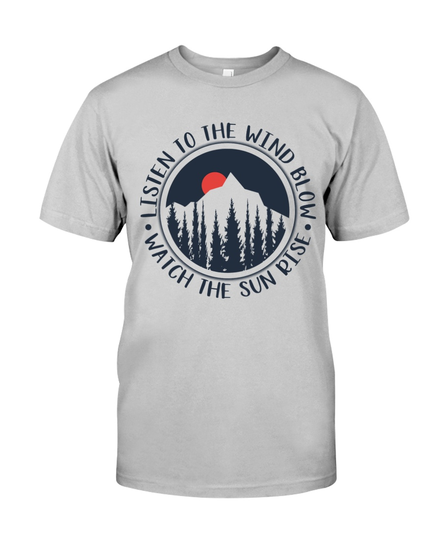 Watch The Sun Rise Classic T-Shirt