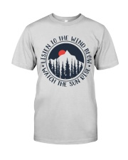 Watch The Sun Rise Premium Fit Mens Tee thumbnail