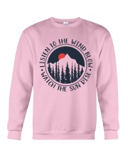 Watch The Sun Rise Crewneck Sweatshirt thumbnail