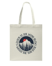 Watch The Sun Rise Tote Bag thumbnail