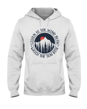 Watch The Sun Rise Hooded Sweatshirt thumbnail