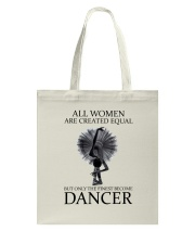 All Woman Are Created Equal Tote Bag thumbnail